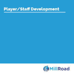 Player/Staff Development