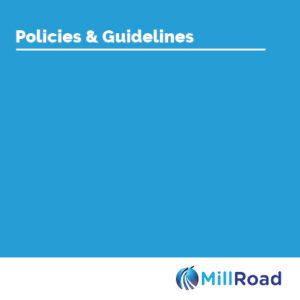 Policies & Guidelines